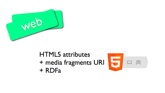 HTML5 attributes